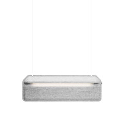 AK 2 Workplace Divider Lamp | Table dividers | De Vorm