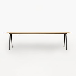 Big Modular Table System 110 | Dining tables | De Vorm