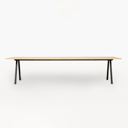 Big Modular Table System 95 | Dining tables | De Vorm