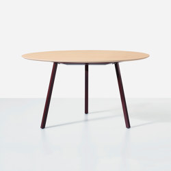 Big Round | Tables de repas | De Vorm