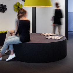 Seating Big Rondo XXL | Poufs | HEY-SIGN