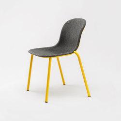 LJ 2 Stack Chair   Sillas   De Vorm