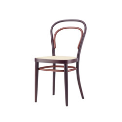 214 re-seen 2019 | Chairs | Thonet