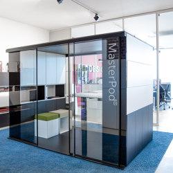 Room System Inwerk MasterPod® Work Room | Room-in-room systems | Inwerk