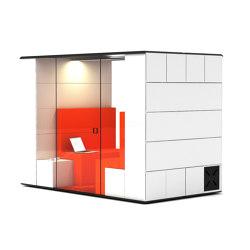 Room System Inwerk Masterpod® Talk Room | Room-in-room systems | Inwerk