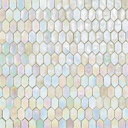 Crystal - Axin | Glass mosaics | SICIS