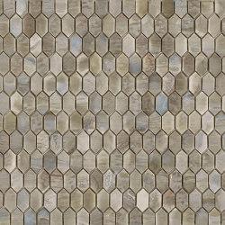 Crystal - Cinabro | Mosaici vetro | SICIS