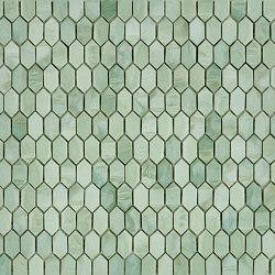 Crystal - Beryl | Glas Mosaike | SICIS