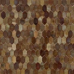 Crystal - Septaria | Glass mosaics | SICIS