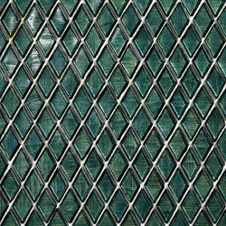 Diamond - Dresden | Mosaicos de vidrio | SICIS