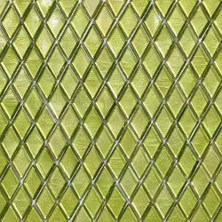 Diamond - Olivina | Mosaici vetro | SICIS