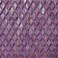 Diamond - Rodolite | Mosaïques verre | SICIS