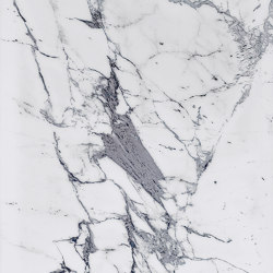 Vetrite Marble Cal Silver | Decorative glass | SICIS