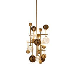 Fluxus Ceiling Lamp | Suspensions | SICIS