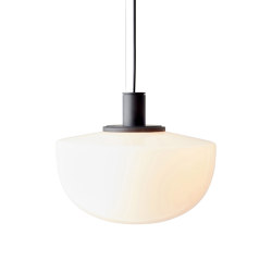 Bank Pendant | Opal | Suspended lights | MENU