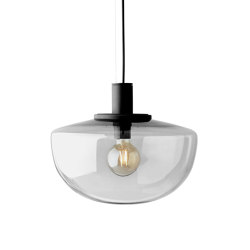 Bank Pendant | Smoke | Suspended lights | MENU