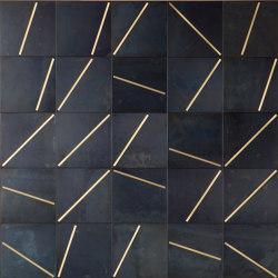 Yoko 1 | Metal tiles | De Castelli