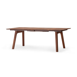 Extension Solid Table | Dining tables | Conde House Co., Ltd Japan