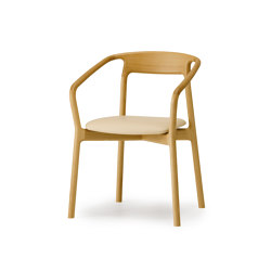Armchair - upholstered seat | Chairs | Conde House Co., Ltd Japan