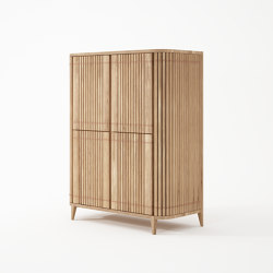 Koppar CUPBOARD 4 DOORS | Cabinets | Karpenter