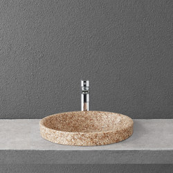 Soft 40 recessed | Wash basins | Woodio