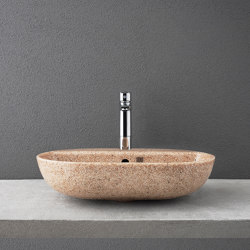 Soft 60 with faucet place | Wash basins | Woodio