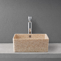 Cube 40 table top | Wash basins | Woodio