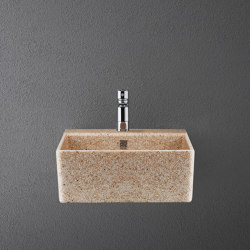 Cube 40 wall hung | Wash basins | Woodio