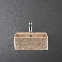 Cube 40 wall hung   Wash basins   Woodio