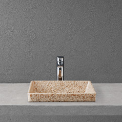 Cube 40 recessed | Wash basins | Woodio