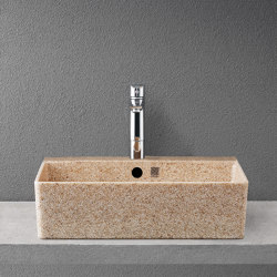 Cube 60 table top | Wash basins | Woodio