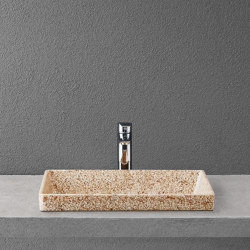 Cube 60 recessed | Wash basins | Woodio