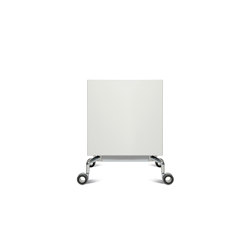 W-Box Container | Pedestals | Wagner