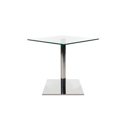 W-Table - Side Table | Mesas auxiliares | Wagner