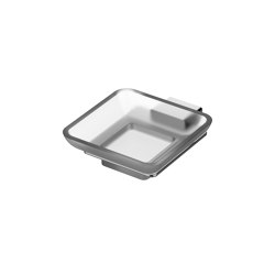 Incanto - Soap Dish & Holder | Jaboneras | Graff