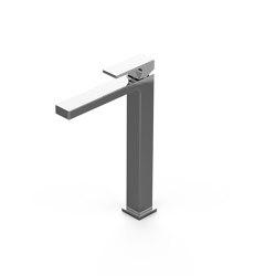 Incanto - Single lever basin mixer high - 16,7cm spout | Bath taps | Graff