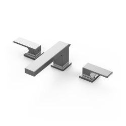 Incanto - Three-hole washbasin mixer | Wash basin taps | Graff
