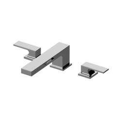 Incanto - Deck-mounted bathtub mixer | Wash basin taps | Graff