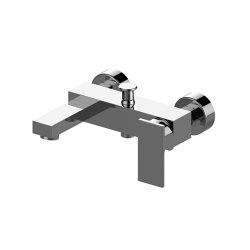 Incanto - Wall-mounted bath & shower mixer | Bath taps | Graff