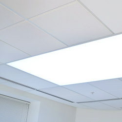 FABRICated Luminaires - Grid (T-bar) | Recessed ceiling lights | Cooledge