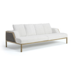 Grand Life XL sofa with cushion | Sofas | Ethimo