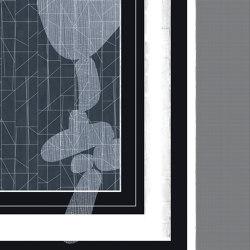 Light Frame | Revestimientos de paredes / papeles pintados | GLAMORA