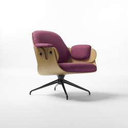 Low Lounger Swivel | Sillones | BD Barcelona