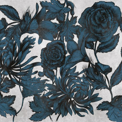 Unconscious Bloom | Wall coverings / wallpapers | LONDONART
