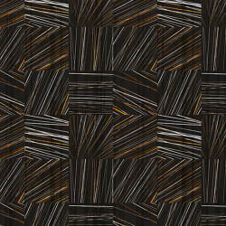 Abstract Stripe Dark | Wall coverings / wallpapers | LONDONART