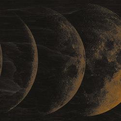 Moon | Wall coverings / wallpapers | LONDONART