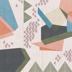 Calle Collina | Revestimientos de paredes / papeles pintados | LONDONART