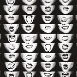 Lips | Carta parati / tappezzeria | LONDONART