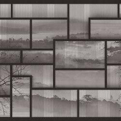 Framed Memory | Revestimientos de paredes / papeles pintados | LONDONART