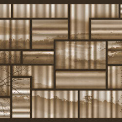 Framed Memory | Wall coverings / wallpapers | LONDONART